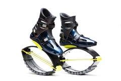 поскачите ботинки Стоковые Фотографии RF