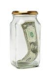 последнее доллара Стоковое Фото