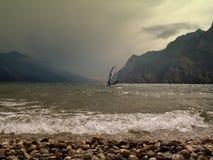 последний шторм езды Стоковое Изображение RF