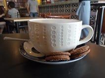 Послеполуденный чай, чай утра, завтрак Стоковые Изображения