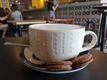 Послеполуденный чай, чай утра, завтрак Стоковые Фотографии RF