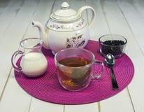 Послеполуденный чай II Стоковые Фото