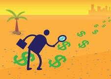 После доллара Бесплатная Иллюстрация
