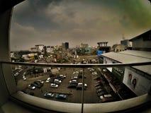 ПОСЛЕ ПОЛУДНЯ, город, wonderfull, Стоковое Изображение RF