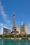 после полудня горячее Las Vegas Стоковое фото RF