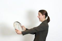 посмотрите время Стоковое Изображение