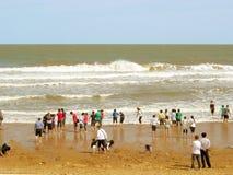 посмотрите море Стоковое Изображение