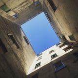 посмотрите небо Стоковое Изображение RF