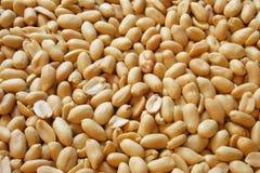 посоленные арахисы стоковые изображения rf