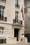 Посольство Республики Судан, Лондона, Великобритании стоковая фотография