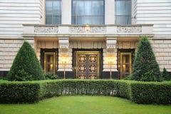 Посольство России стоковое изображение rf