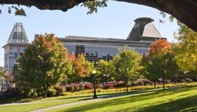 посольство США стоковое фото rf