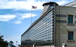 посольство ottawa США стоковая фотография rf