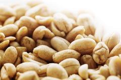 Посоленные чокнутые арахисы Стоковое Изображение RF