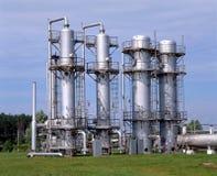 поставка газа Стоковые Изображения