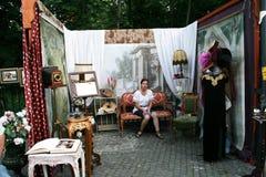 Поставка 2012 улицы стоковое фото rf