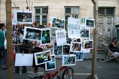 Поставка 2012 улицы стоковое фото