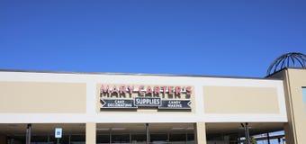 Поставка хлебопекарни ` s Mary Картера, Мемфис, TN Стоковые Фото