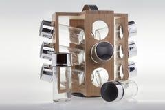 Поставка шкафа специи - изображение запаса Стоковая Фотография RF
