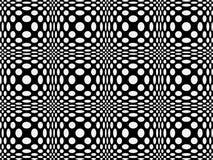 поставленная точки картина безшовная Стоковые Изображения RF