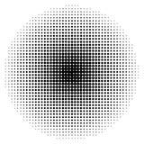Поставленная точки конспектом предпосылка вектора Влияние eps 10 полутонового изображения иллюстрация штока
