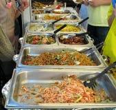 поставлять еду тайский Стоковые Изображения