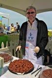 поставщик ghirardelli празднества печенья шоколада будочки Стоковые Фотографии RF