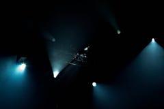 Поставьте света Стоковое фото RF