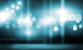 Поставьте света Стоковая Фотография