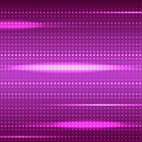 Поставленная точки розовая светлая предпосылка Стоковое фото RF