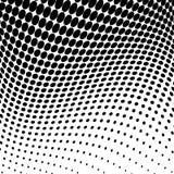 Поставленный точки вектор предпосылки Стоковое Фото