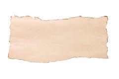 Постаретая бумага сбора винограда Стоковые Изображения