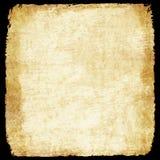 Постаретая бумажная текстура Стоковые Изображения