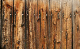 постаретая древесина планки стоковое фото