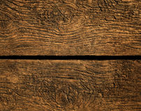Постаретая деревянная поверхность как предпосылка Стоковое фото RF