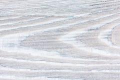 Постаретая естественная покрашенная деревянная текстура Стоковое Изображение