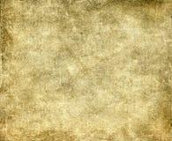 постаретая пакостная бумага Текстура grunge холста Стоковые Изображения RF