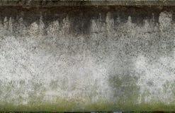 постаретая пакостная стена Стоковые Фото