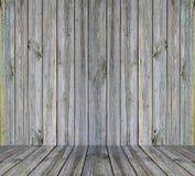 постаретая пустая комната Стоковые Фотографии RF