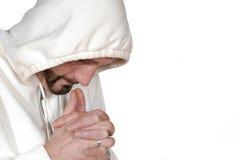постаретая середина человека пригодности Стоковые Фотографии RF