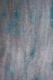 Постаретая синь wodden plank3 Стоковые Фотографии RF