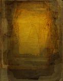 постаретая старая бумага Стоковые Изображения RF