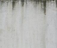 постаретая стена текстуры цемента Стоковые Изображения RF