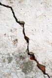 постаретая стена текстуры цемента Стоковая Фотография