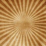 постаретая стена текстуры sunburst Стоковые Изображения RF