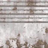 постаретая стена Стоковая Фотография