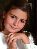 постаретая школа девушки стоковые фото