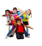 постаретая школа малышей Стоковые Фото