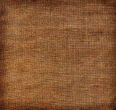 постаретое полотно ткани стоковое изображение