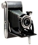 постаретое фото изолированное камерой Стоковое Изображение